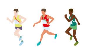 マラソン-持ち物