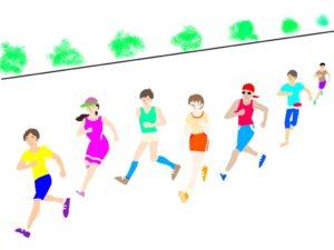 マラソン-服装
