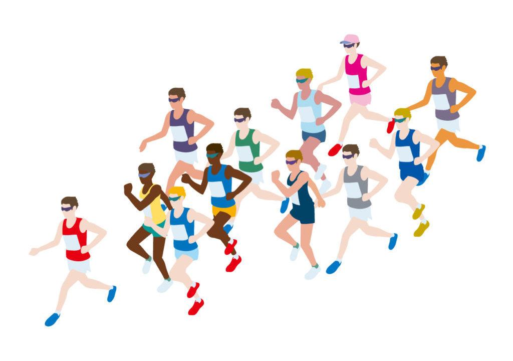 マラソン完走