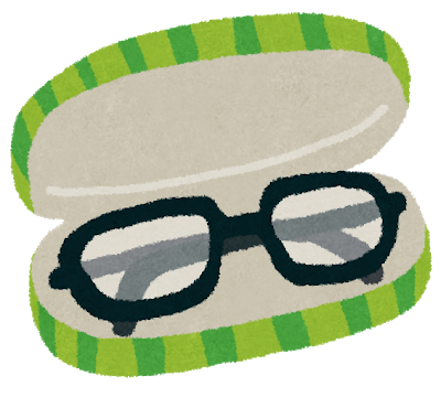 ランニング-眼鏡