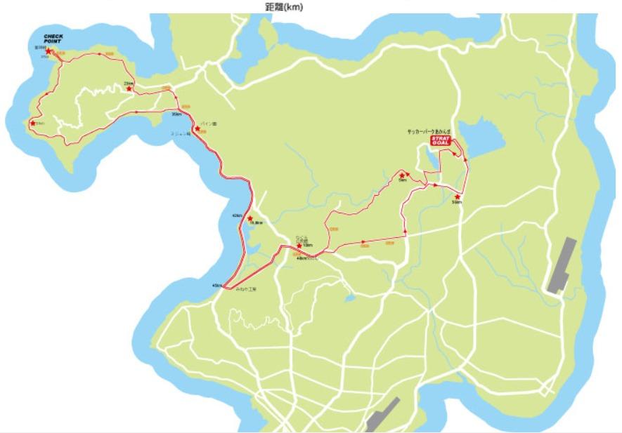 石垣島ウルトラマラソン